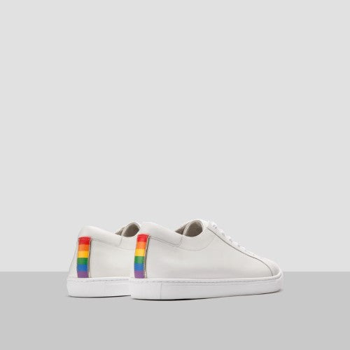 Kenneth Cole New York Men's Pride Kam - White