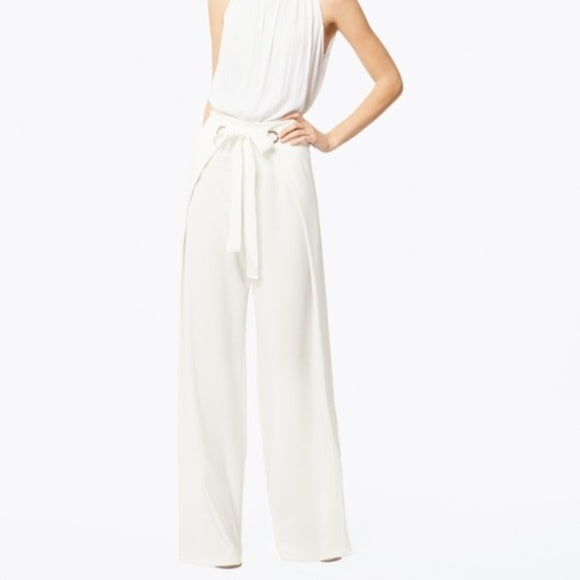 Ramy Brook Alice Ivory Pants