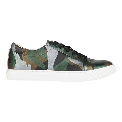 Women's Kenneth Cole New York Kam Green/Multi Techni-Cole Leather