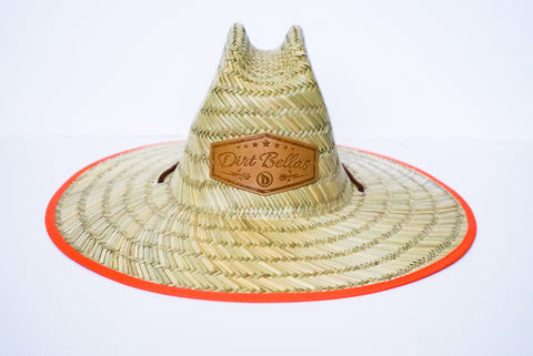 Dirt Bellas- Sun Straw Hat