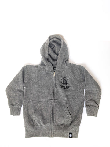Toddler Dirt Rascal Zip-up
