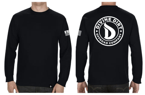 Mens Heavy Weight Longsleeve T-Shirt