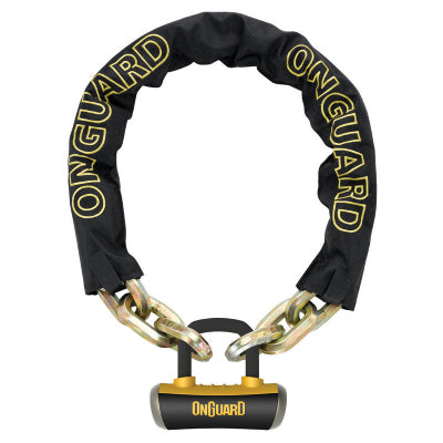 OnGuard Beast 8016L Chain Bike Lock