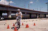 Bicycle Patrol Training with 4 or fewer students