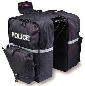 "Bushwhacker ""Police"" Bicycle Pannier Set"