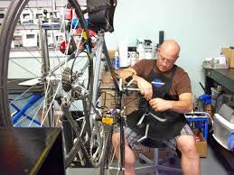 Patrol Bicycle Maintenance & Repair Services