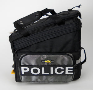 Topeak MTX DXP Police Bage with Expandable Panniers