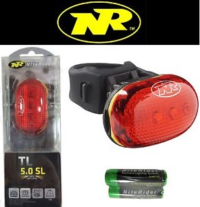 Niterider TL 5.0 SL Battery Taillight (5081)