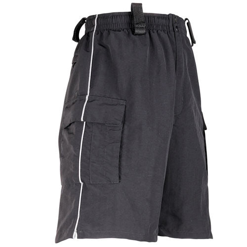Mocean Tech Patrol Shorts with Reflective Piping (1081)