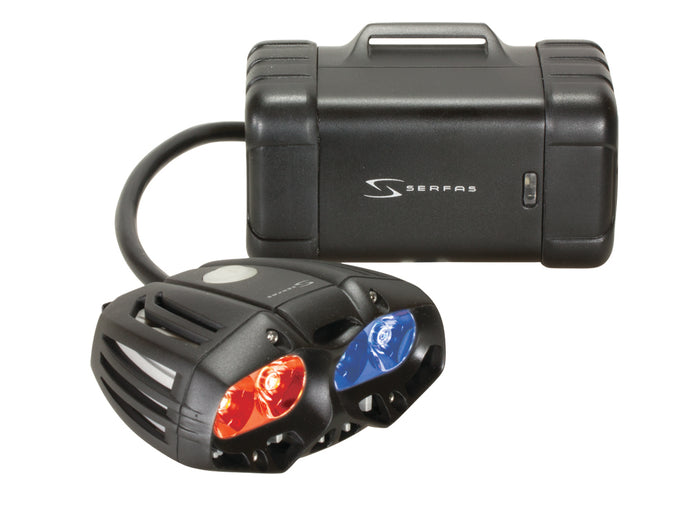 Serfas TSL Police/Security Lighting System