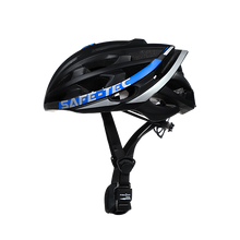 Safe-Tec TYR-2 Bicycle Helmet with Wireless Turn Signal and Bluetooth Technology