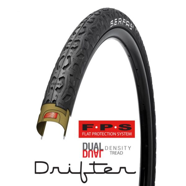 Serfas Drifter City CTR Tire