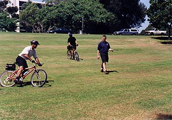 Intermediate Bicycle Patrol Training Course (2-Day)