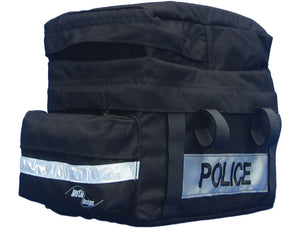 "Inertia Designs ""Police"" with Pocket Rack Trunk Bag"