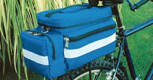 Bikers Trunk Bag (1315BK or 1315RB)