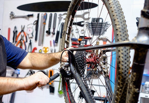 Code 1 Bicycle Maintenance Service (1 year)