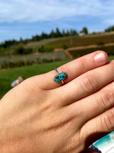 Load image into Gallery viewer, Alarcon Turquoise Nugget Ring