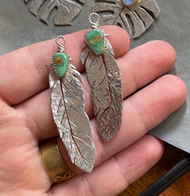 Load image into Gallery viewer, Feather Dreamer Earrings