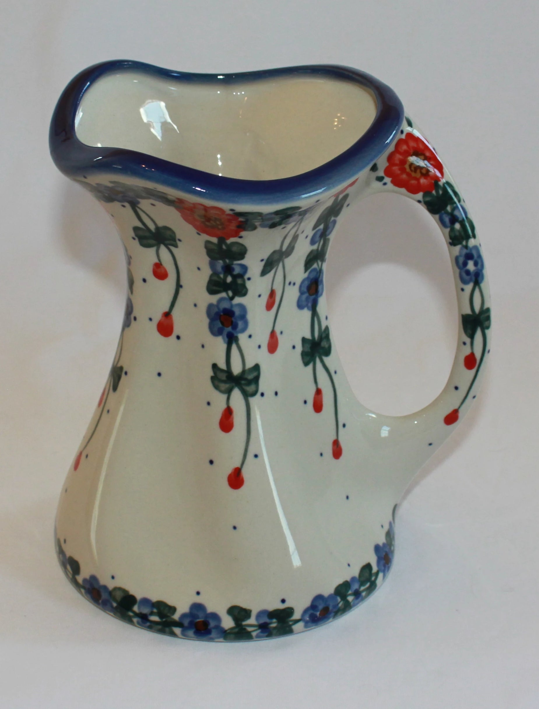 Flower Vase with Handles