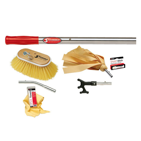 Shurhold Marine Maintenance Kit - Intermediate [KITMI]