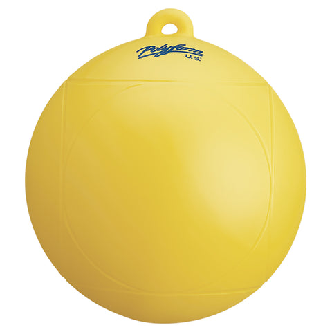 Polyform Water Ski Slalom Buoy - Yellow [WS-1-YELLOW]
