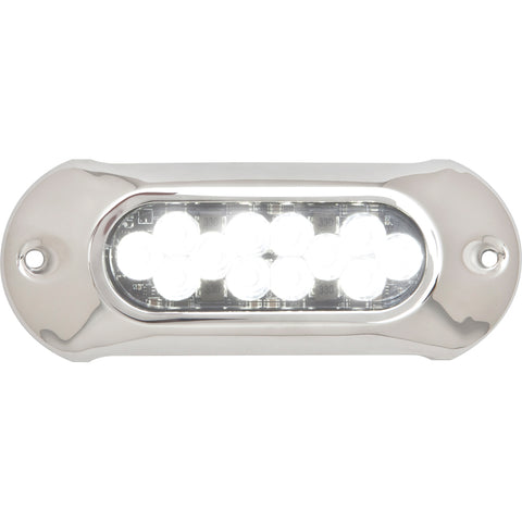 Attwood Light Armor Underwater LED Light - 12 LEDs - White [65UW12W-7]
