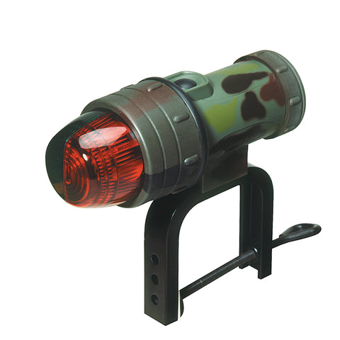 "Innovative Lighting Portable LED Navigation Bow Light w/Universal ""C"" Clamp - Camouflage [560-1814-7]"