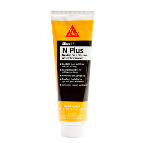Sika Sikasil N PLUS - Translucent - 3oz [610572]