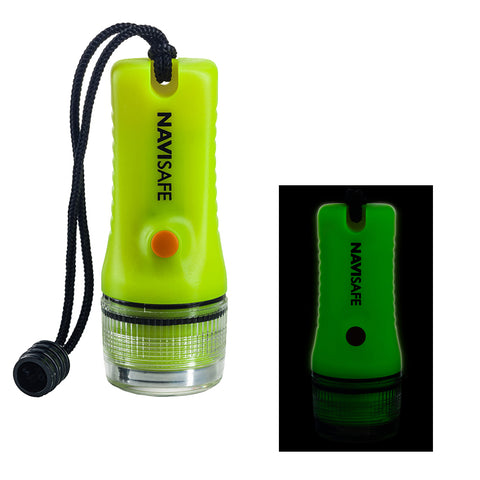 Navisafe Navilight Glow-In-The-Dark Torch Light [251-1]