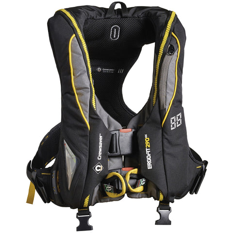 Crewsaver Ergofit Extreme Automatic 290N w/Harness [905458]