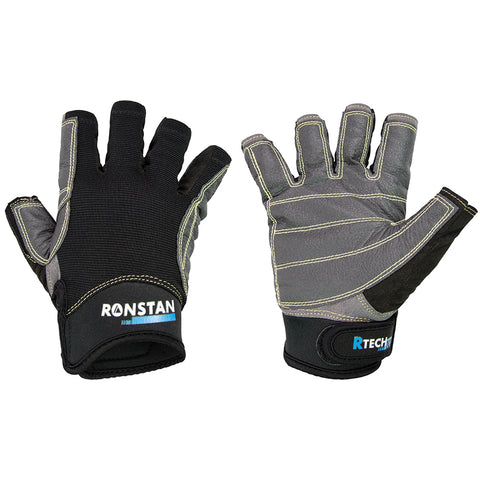 Ronstan Sticky Race Gloves - Black - XL [CL730XL]