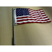 "19"" Swiveler Spring Mount Flag Pole"