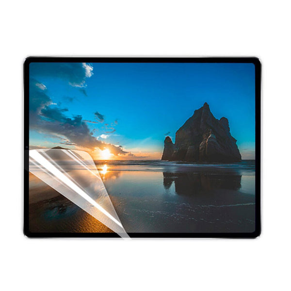 2018 3xHigh Definition HD-Clear PET Film Screen Protector for NEW iPad Pro 12.9