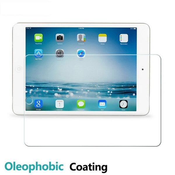 Tempered Glass Screen Protector for iPad 2 3 4 Air Mini 7.9/'/' Pro 9.7/'/' 10.5/'/'