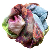 seasons floral scarf