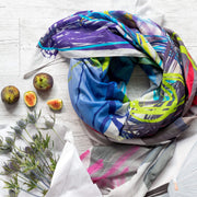 colourful scarf limited edition
