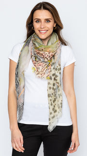 DARE wool scarf