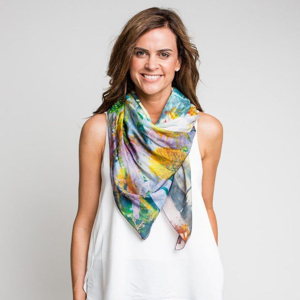serendipity butterfly scarf