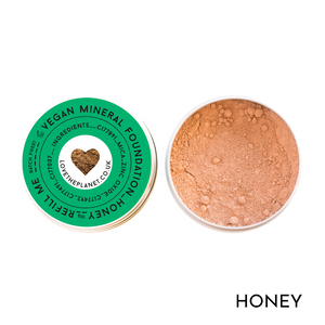 Foundation - Honey