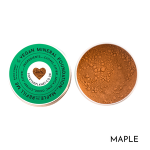 Foundation - Maple