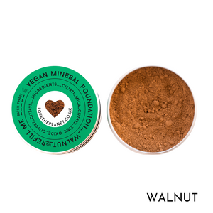 Foundation - Walnut