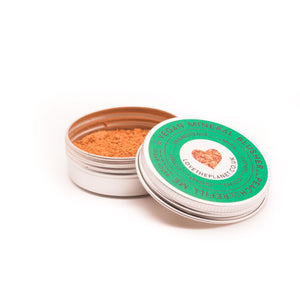 Vegan Mineral Blusher Refillable Tin - £12
