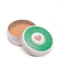 Load image into Gallery viewer, Love-The-Planet-Vegan-Mineral-Concealer-Refillable-Tin-Medium