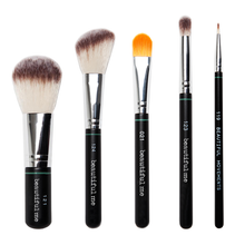 Load image into Gallery viewer, 5 Piece Makeup Brush Set