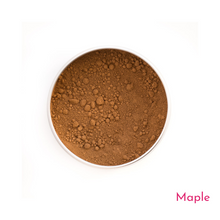 Load image into Gallery viewer, love-the-planet-maple-vegan-mineral-foundation