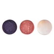 Load image into Gallery viewer, Vegan Mineral Eyeshadow Trio - Masquerade - £24