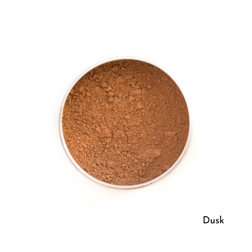 Vegan Mineral Foundation - Dusk