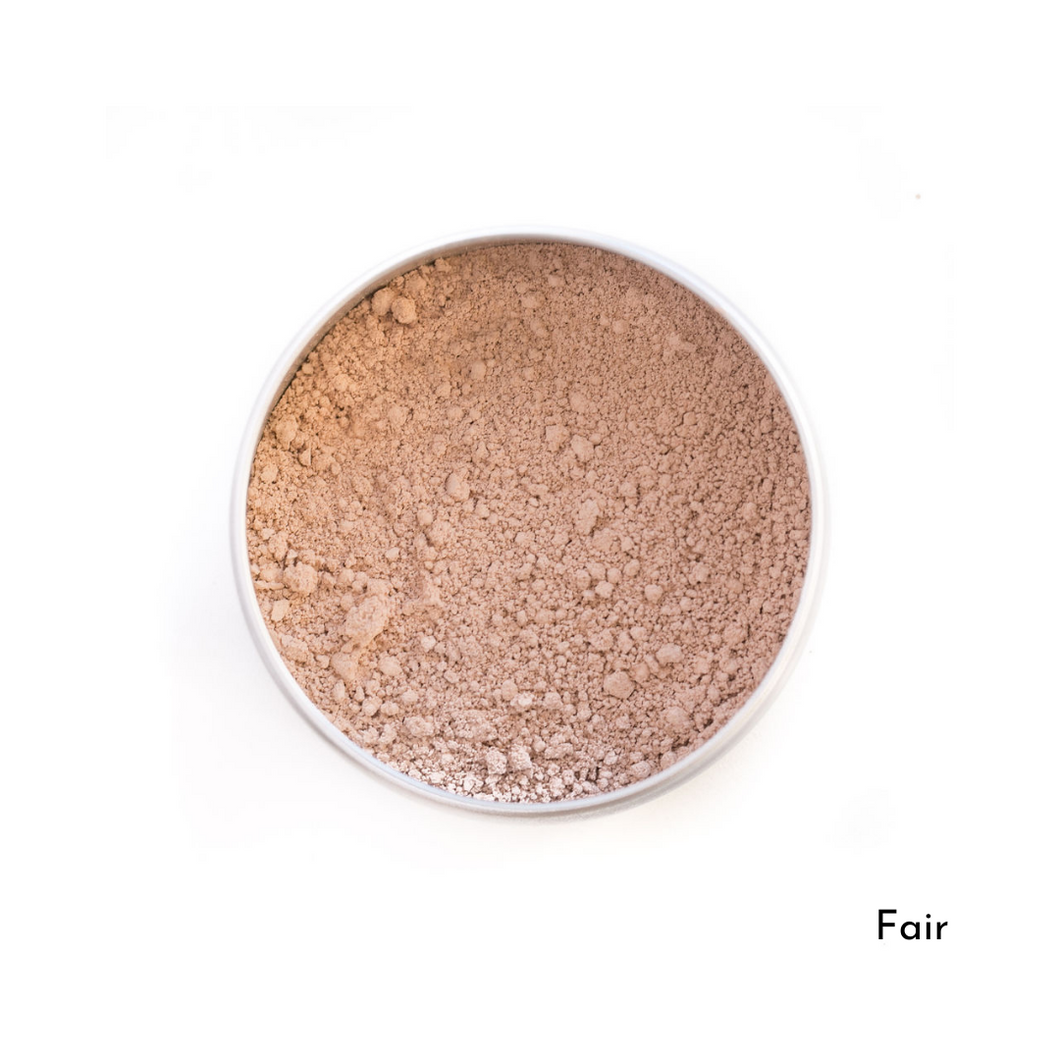 Mineral Foundation Tin