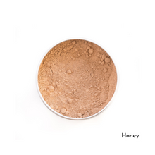 Load image into Gallery viewer, love-the-planet-vegan-mineral-foundation-honey