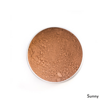 Load image into Gallery viewer, love-the-planet-vegan-mineral-foundation-sunny